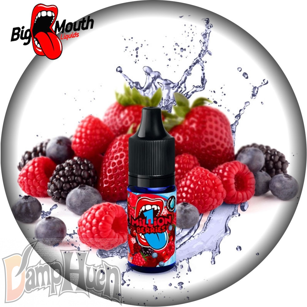 Big Mouth 1 Million Berries Aroma
