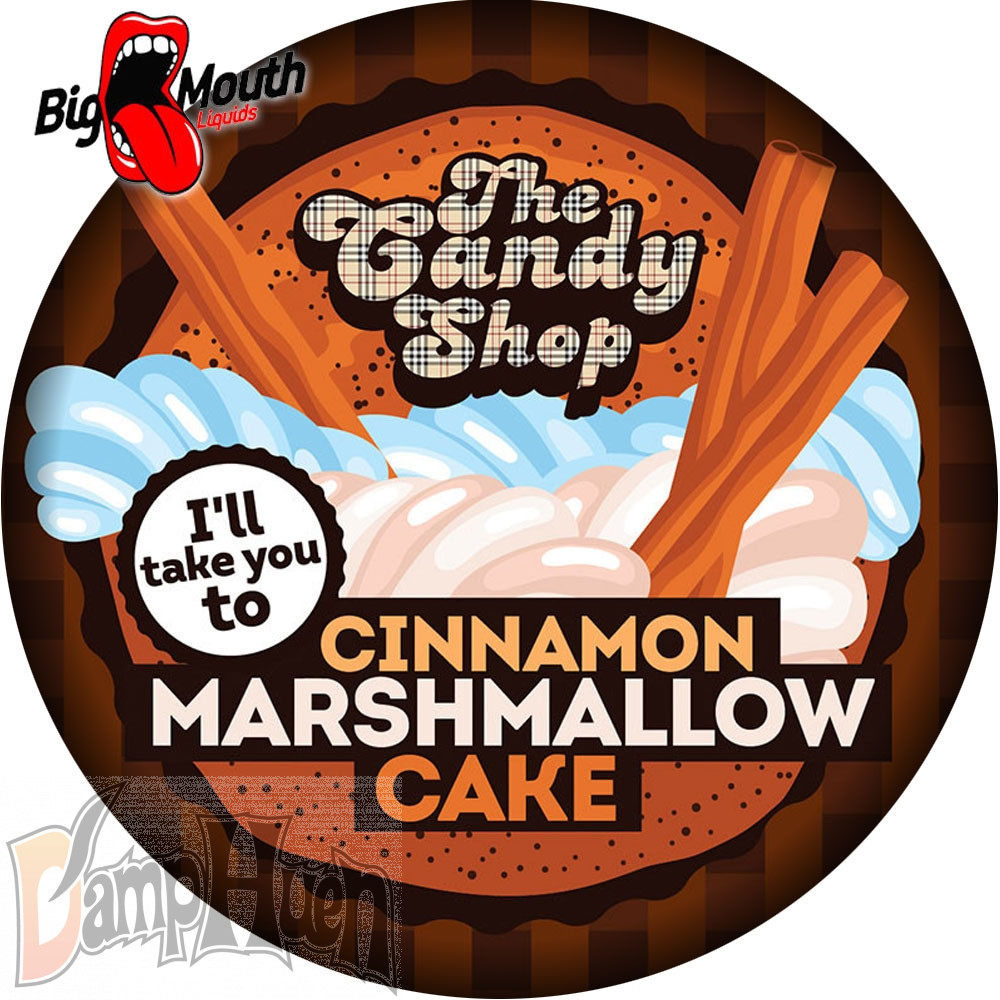 Big Mouth Cinnamon Marshmallow Cake Aroma