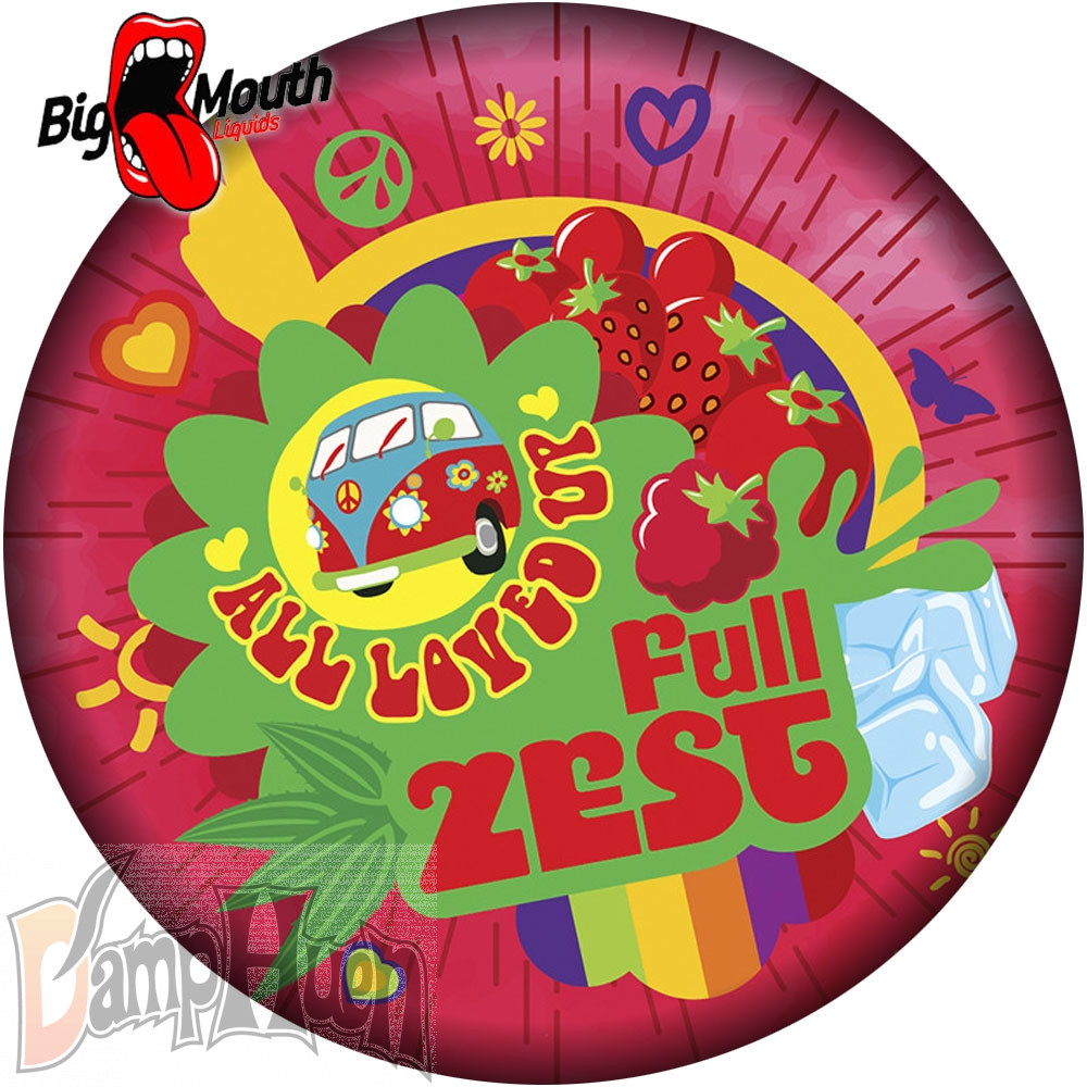 Big Mouth Full Zest Aroma