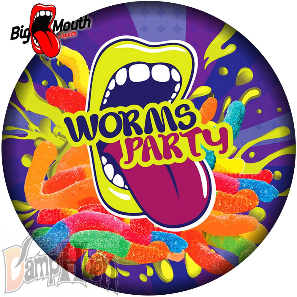 Big Mouth Worms Party Aroma