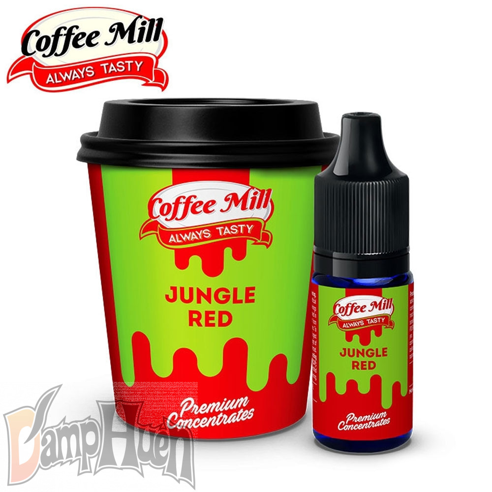 Jungle Red Aroma