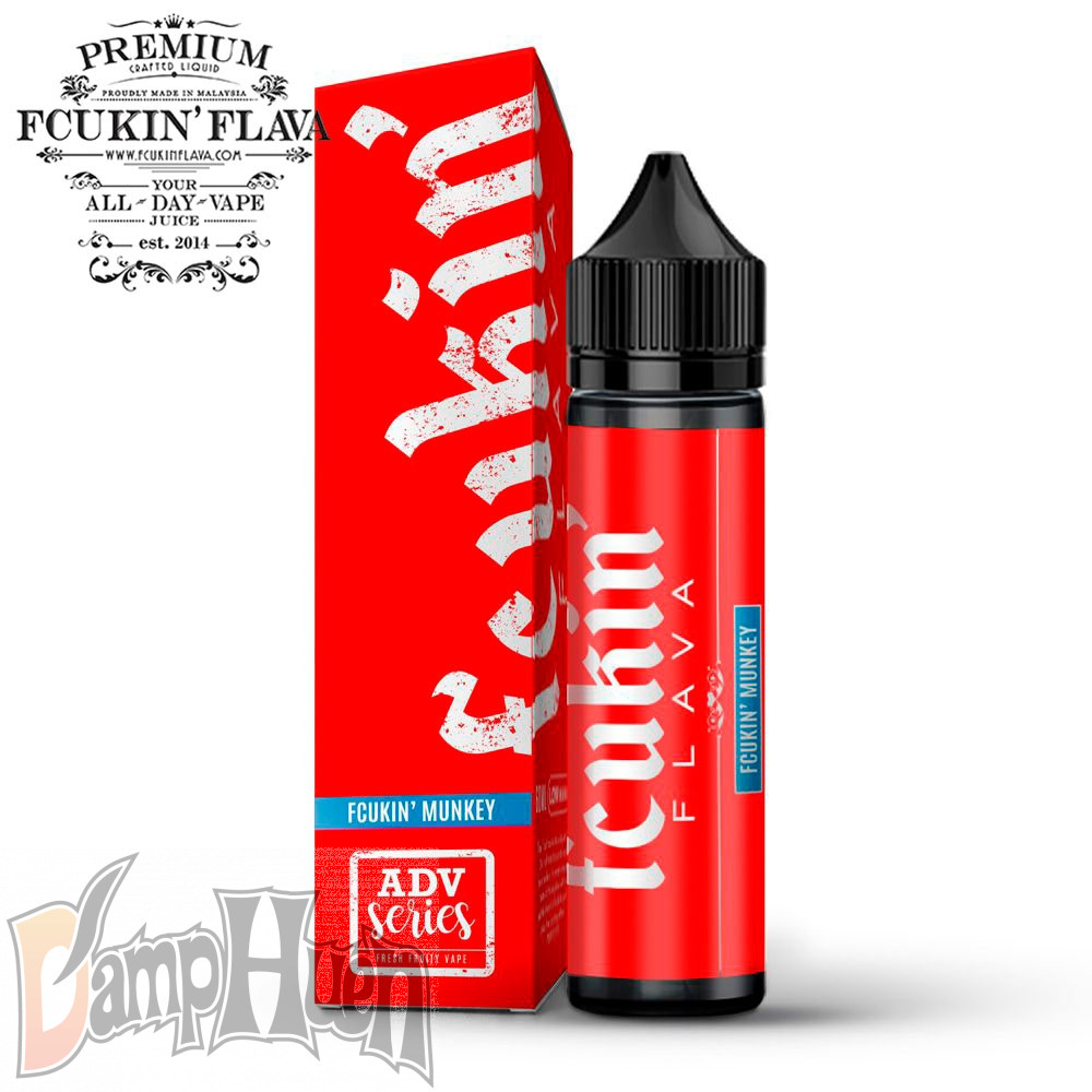 Fcukin' Munkey - Red Edition - 50ml