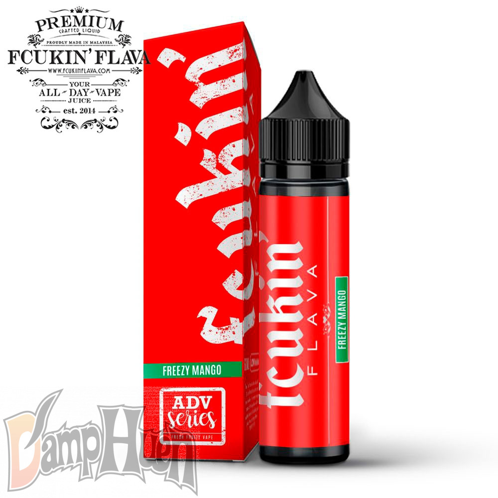 Freezy Mango - Red Edition - 50ml