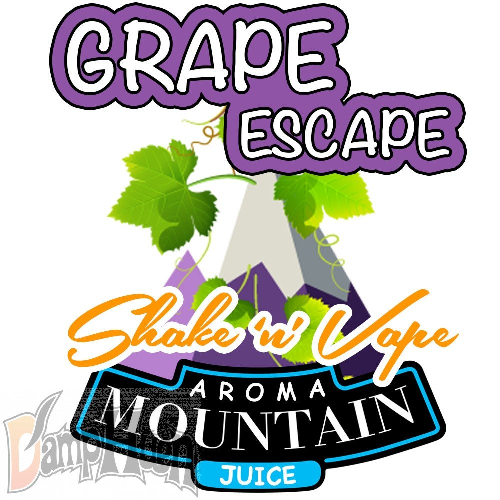 Grape Escape Shake n Vape Kit