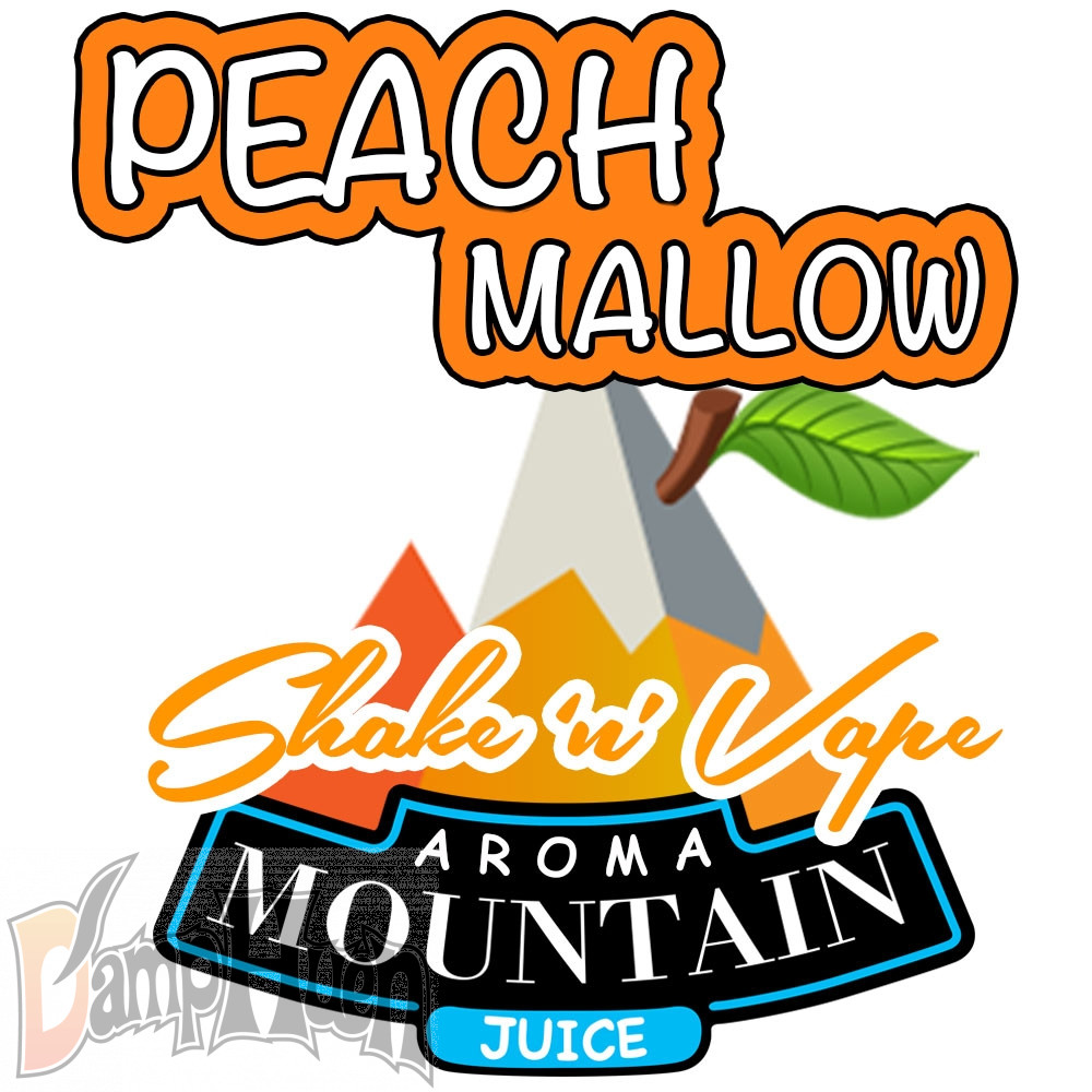 Peach Mallow Shake n Vape Kit