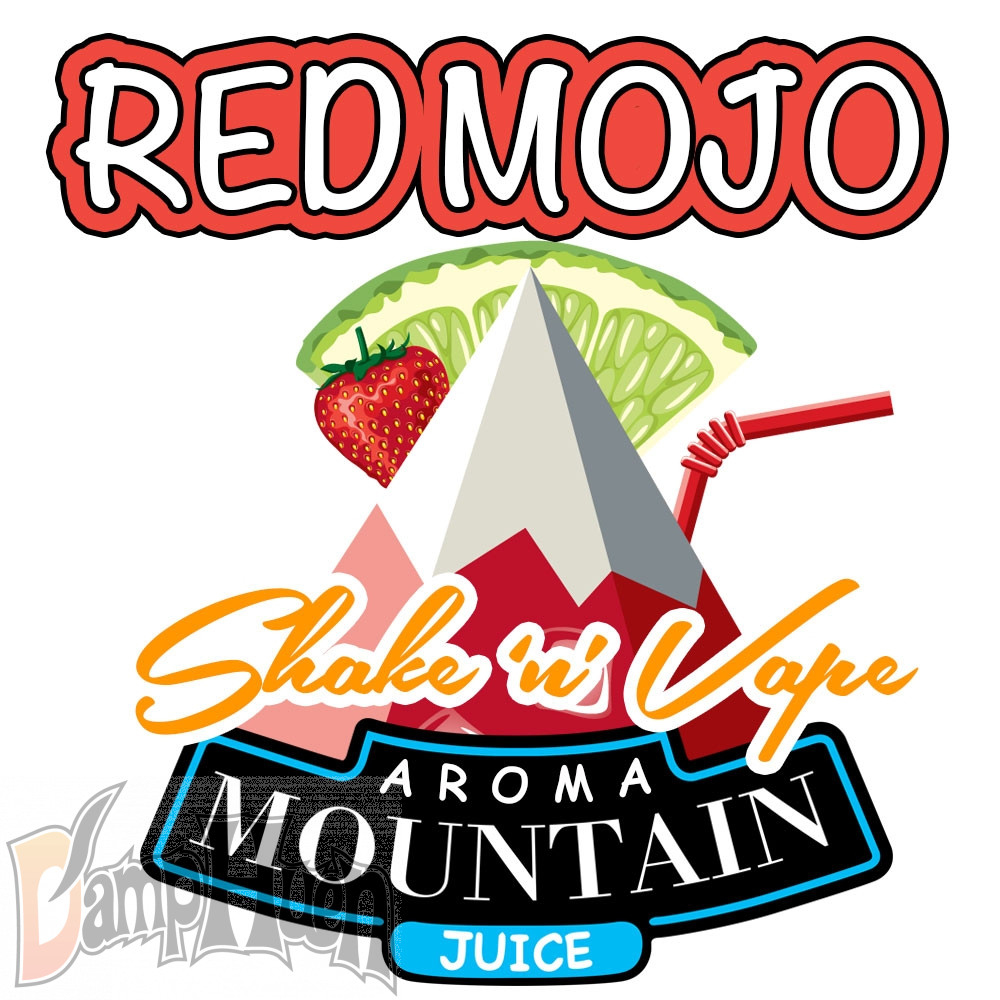 Red Mojo Shake n Vape Kit