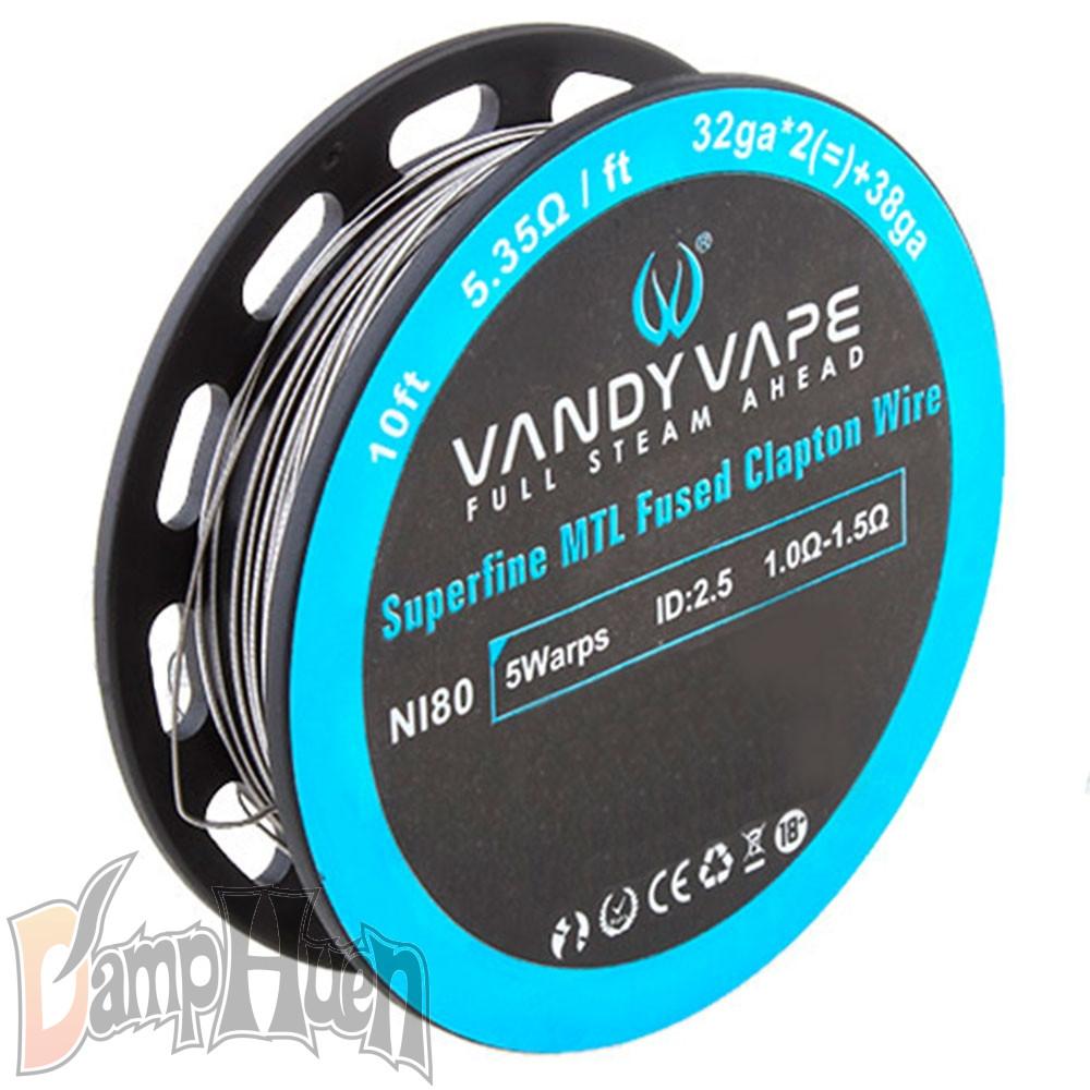 Vandy Vape Superfine MTL Wire