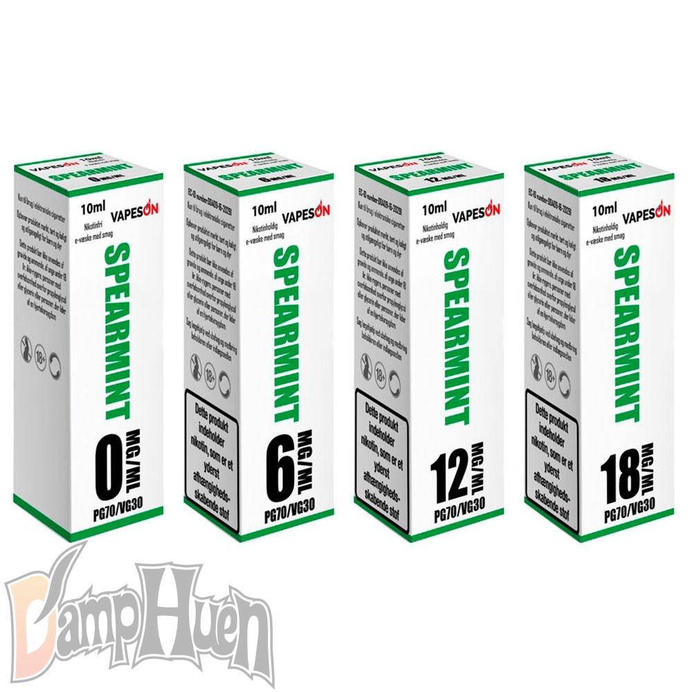 Spearmint E-juice