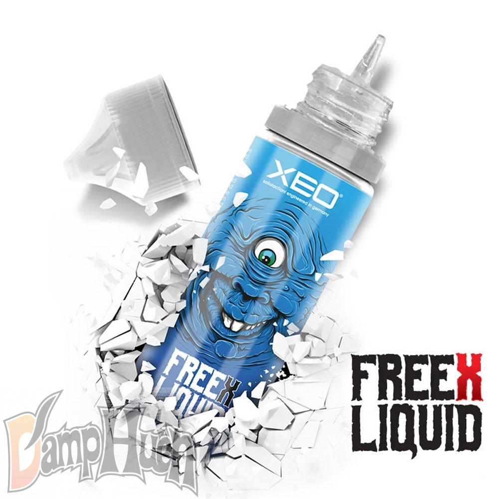 XEO FreeX One Eyed Barry (Wild Blueberry) - 50ml