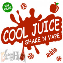Cool Juice Æble Shake n Vape Kit