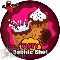 Big Mouth Cookie Shot Aroma