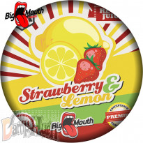 Big Mouth Strawberry and Lemon Aroma