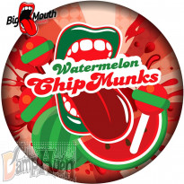 Big Mouth Watermelon ChipMunks Aroma