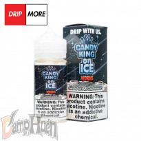 DripMore Candy King Worms On Ice - 100ml