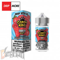 DripMore Candy King Strawberry Rolls - 100ml